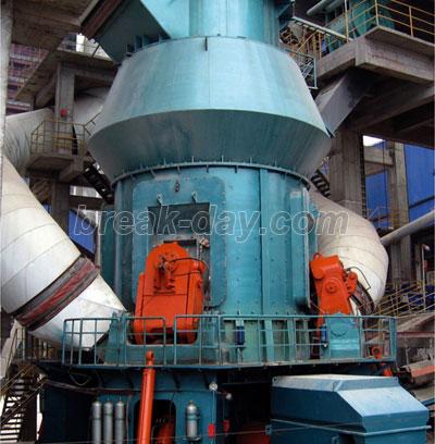 Vrm type mills